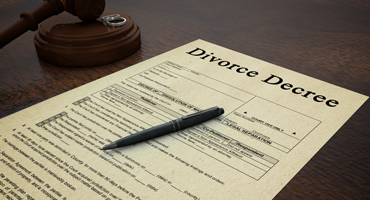Divorce and Legal Separation Form